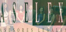 Espanjan lakien asiantuntijat  Aselex lakitoimiston asianajajat neuvovat ja puolustavat sinua oikeuden eri aloilla. Aselexin asiantuntijat auttavat sinua esimerkiksi turvaamaan yrityksesi juridisen perustan. Heidän asiakaspiiriinsä kuuluu yrityksiä, julkisia ja yksityisiä säätiöitä, yliopistoja sekä julkisen hallinnon toimia...