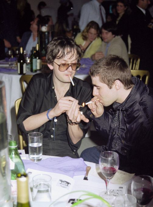 Jarvis Cocker - Liam Gallagher