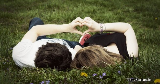 romantic True Love Status for Girlfriend & Boyfriends, True Love Status for Him, Her. Short True Love Sms about Relationship