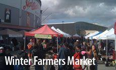 Winter Farmers Market Saturdays
