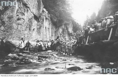 Celebrations of The Sea Holiday in the Tatra Mountains ;) 1933