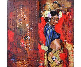 Ramchandra Kharatmal - artworks for sale