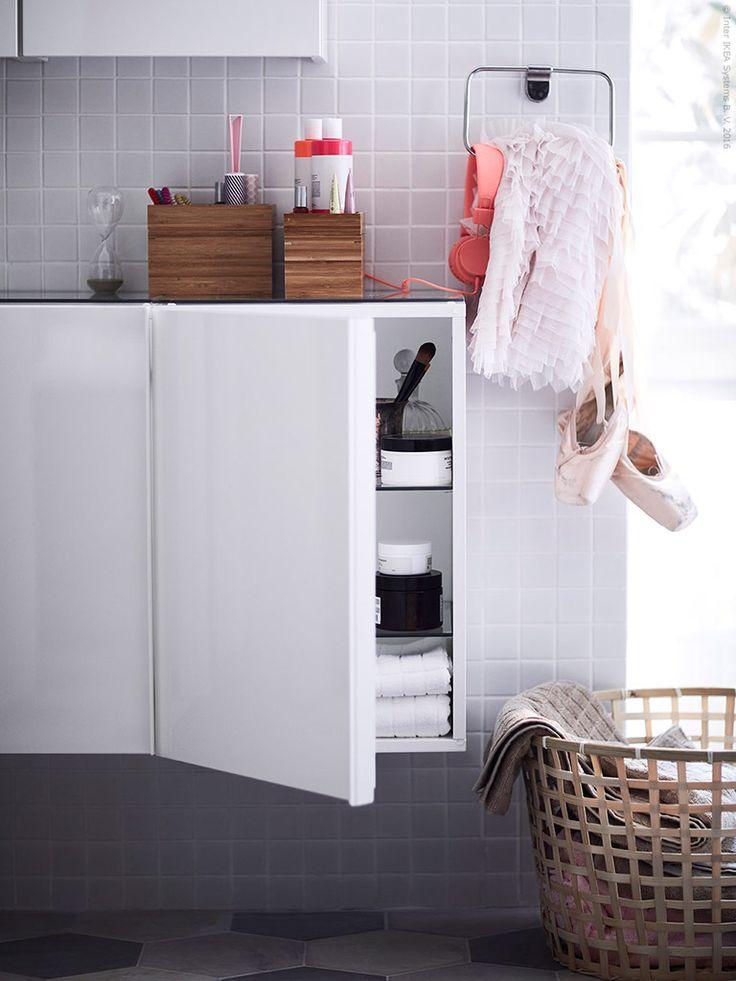 Die Besten 25+ Ikea Bad Lagerung Ideen Auf Pinterest Ikea   Badezimmer  Ideen Ikea