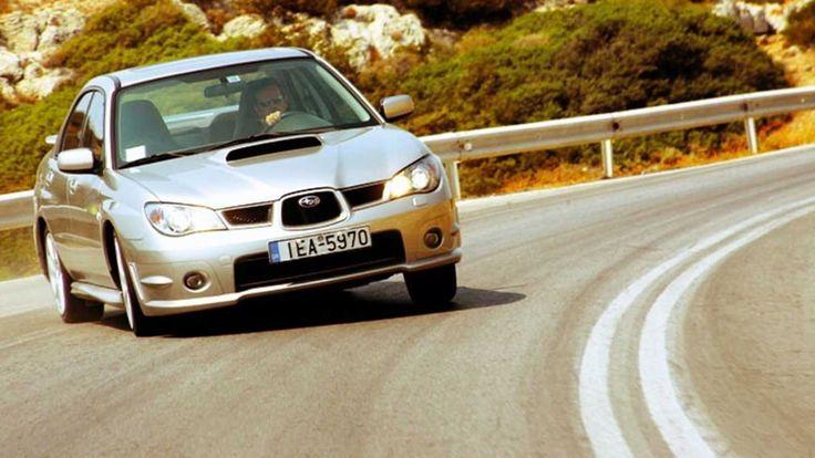 2ο χέρι: Subaru Impreza WRX/STi