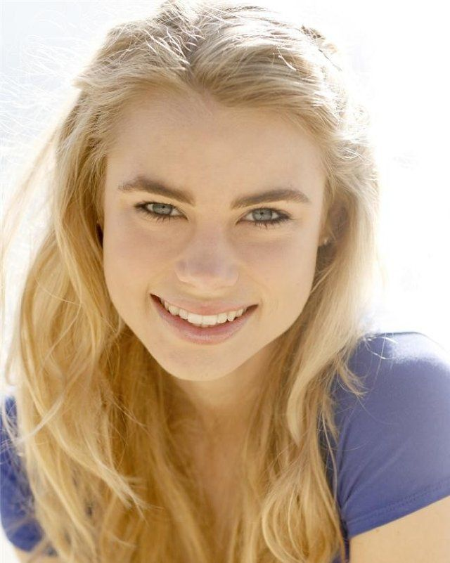 Lucy Fry is our Lissa Dragomir!