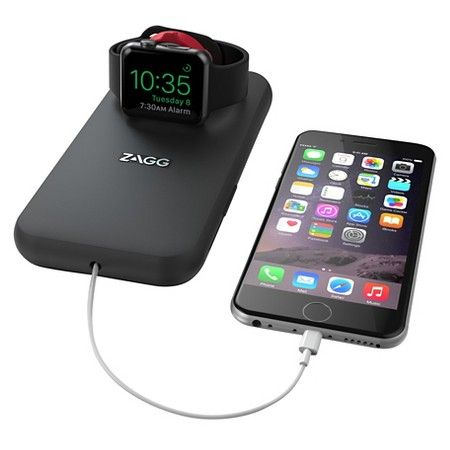 ZAGG Mobile Charging Station for Apple Watch and iPhone ...
