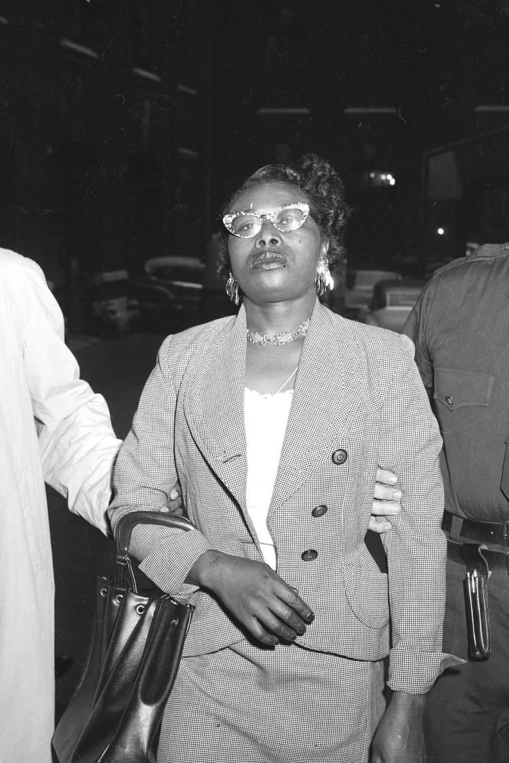 Izola Ware Curry, The Woman Who Stabbed Martin Luther King In 1958, Has Died