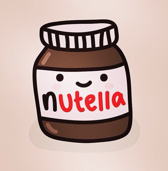 Who doesn't love nutella? This is one of my favorite tumblr transparents