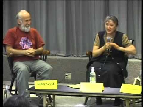 Activism, Deep Ecology & the Gaian Era - Lynn Margulis, Stephen Buhner and John Seed - YouTube