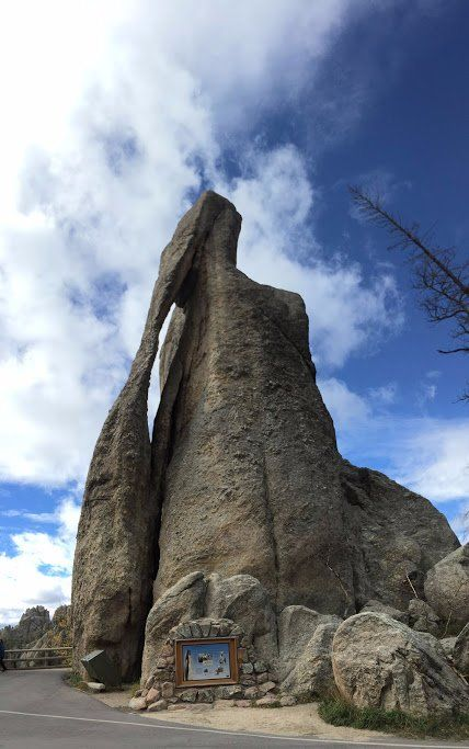 Needles Eye, Custer, South Dakota on Needles Highway - fantastic drive!