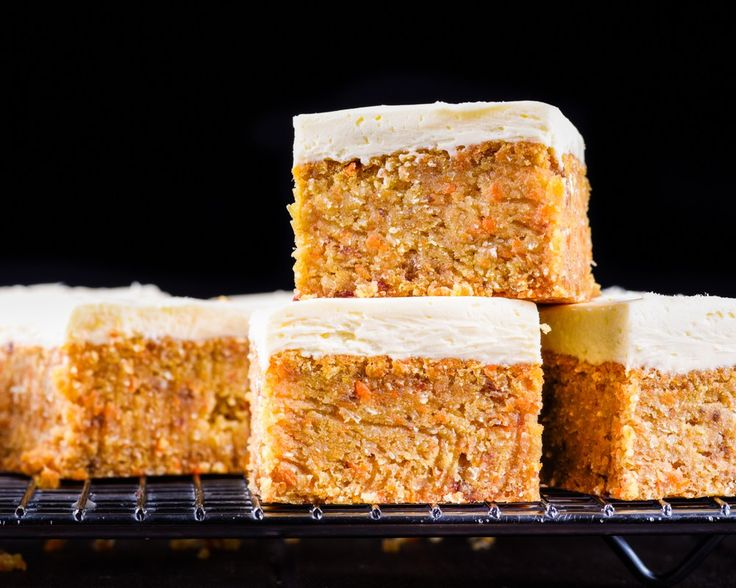 Five Ingredient Carrot Cake.  Quick, easy and delicious!  Free from gluten, grains, dairy, eggs and refined sugar.  Enjoy!