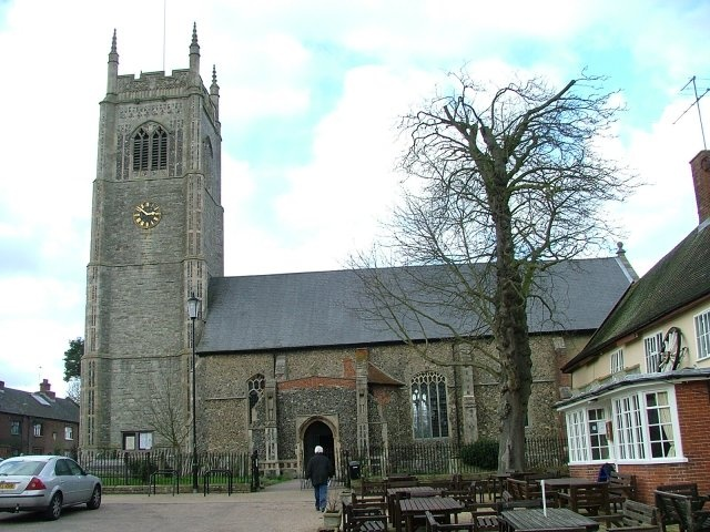 laxfield, suffolk, england.  Bucket list, my family roots