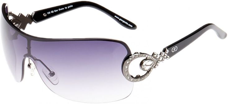 Buy Gior Giotto Rectangle Women's Sunglasses - 3001-C3 - Mask - Eyewear | UAE | Souq