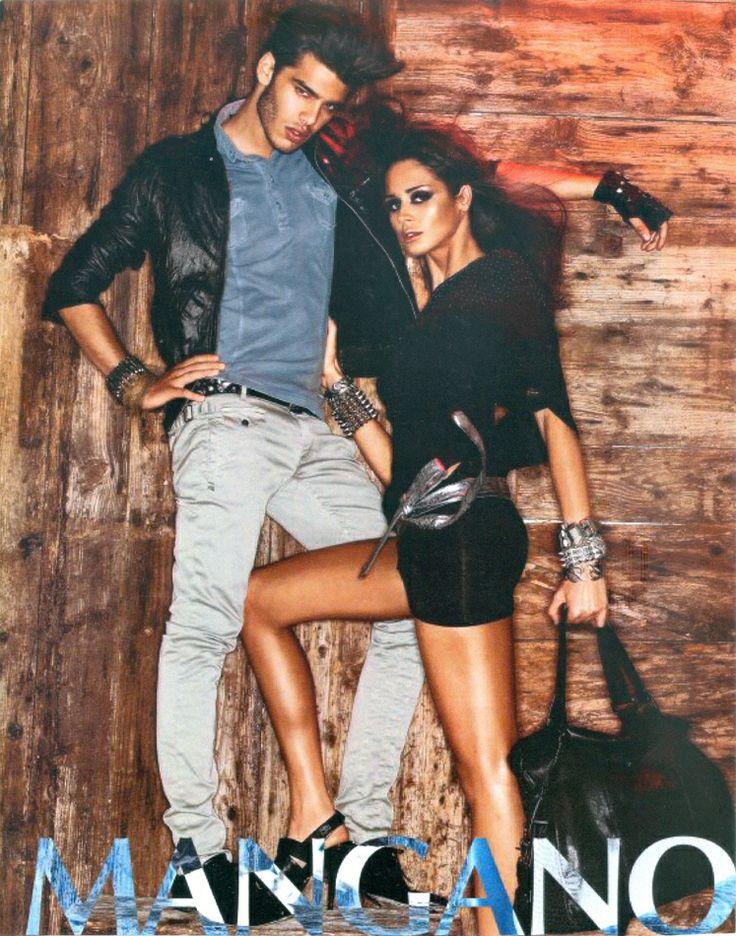 Stefano for Mangano! #stefano#model#mangano#fashion