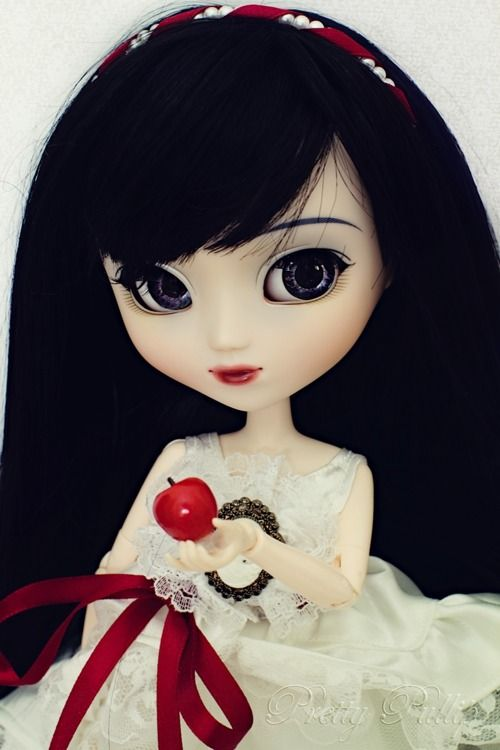 Doll*icious Beauty ❀ :: Snow White Pullip
