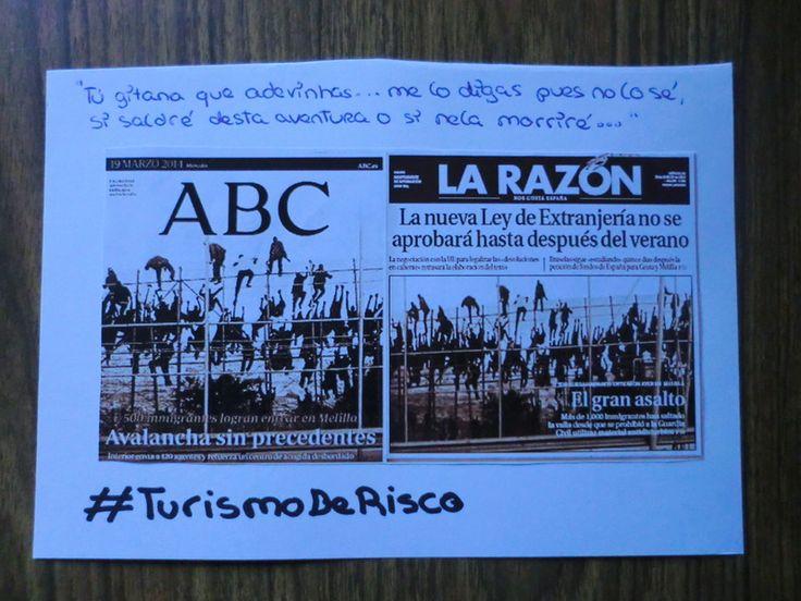 Andrea Valeiras #TurismoDeRisco