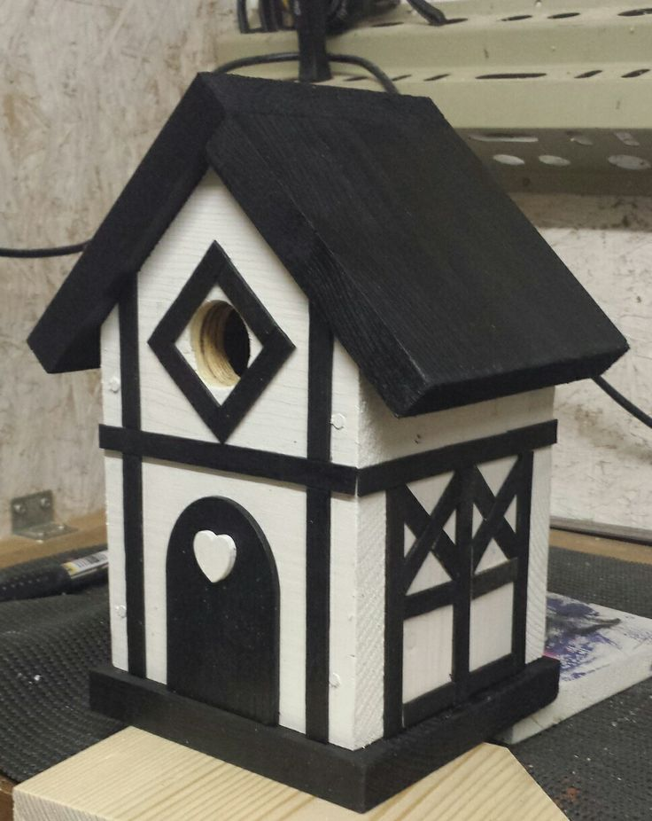 3515 best birdhouses birdcages images on pinterest for Birdhouse project