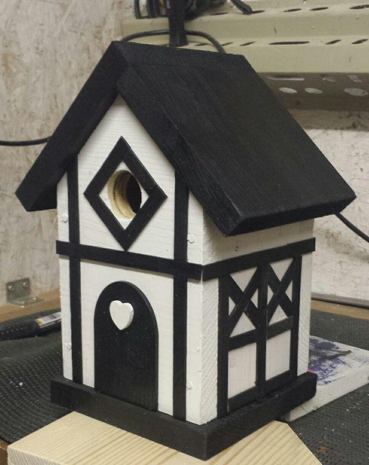 Bird house math project