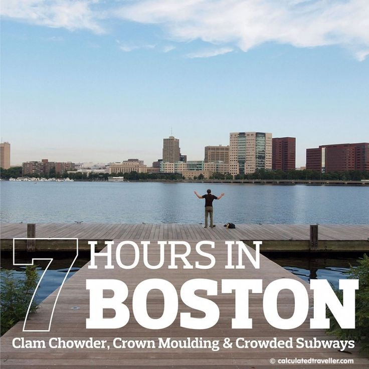 My first trip to Boston was by cruise ship. Here are my tips to check out the best of the city's architecture, history & New England delights in 7 hrs!