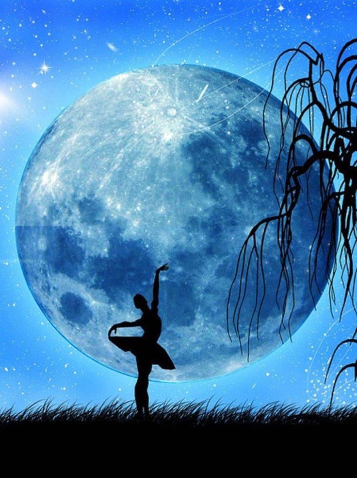 шампань картинки танцы под луной было интересно