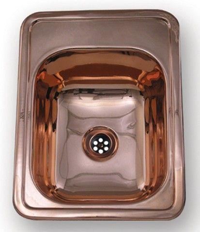 """Entertainment 12.5"""" x 16.75"""" Prep Rectangular Drop in Kitchen Sink"""