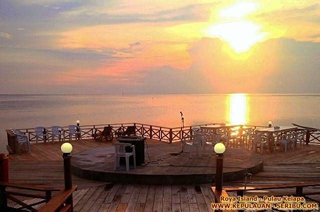 Royal Island Pulau Kelapa | Travel Pulau Seribu Island