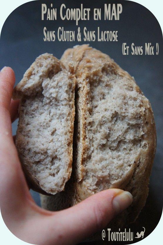 """Après mon petit """"éclat"""" sur les mix sans gluten pour pain (et autres), voilà de quoi en remplacer certains ! J'ai un peu de retard je dois bien l'avouer ^^, mais je m'y suis mise. Je vous avais donc expliqué la dernière fois ce que j'avais constaté depuis..."""