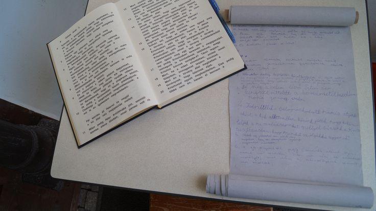 Biblia másolás