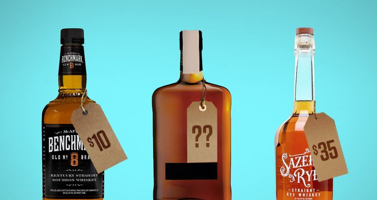 A guide to the finest brown spirits money can buy at every price point, from $5 to $100.
