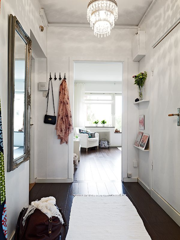 this is pretty much what I went with for my huge hallway sized walk in closet... love it!