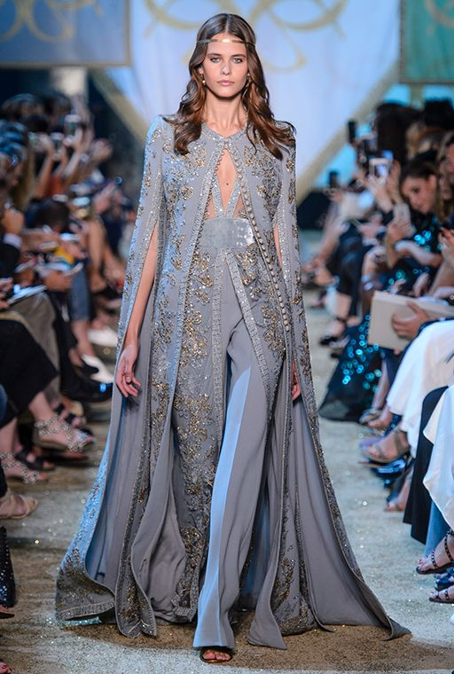Paris Haute Couture Fashion Week: Elie Saab Fall/Winter '17 | Buro 24/7