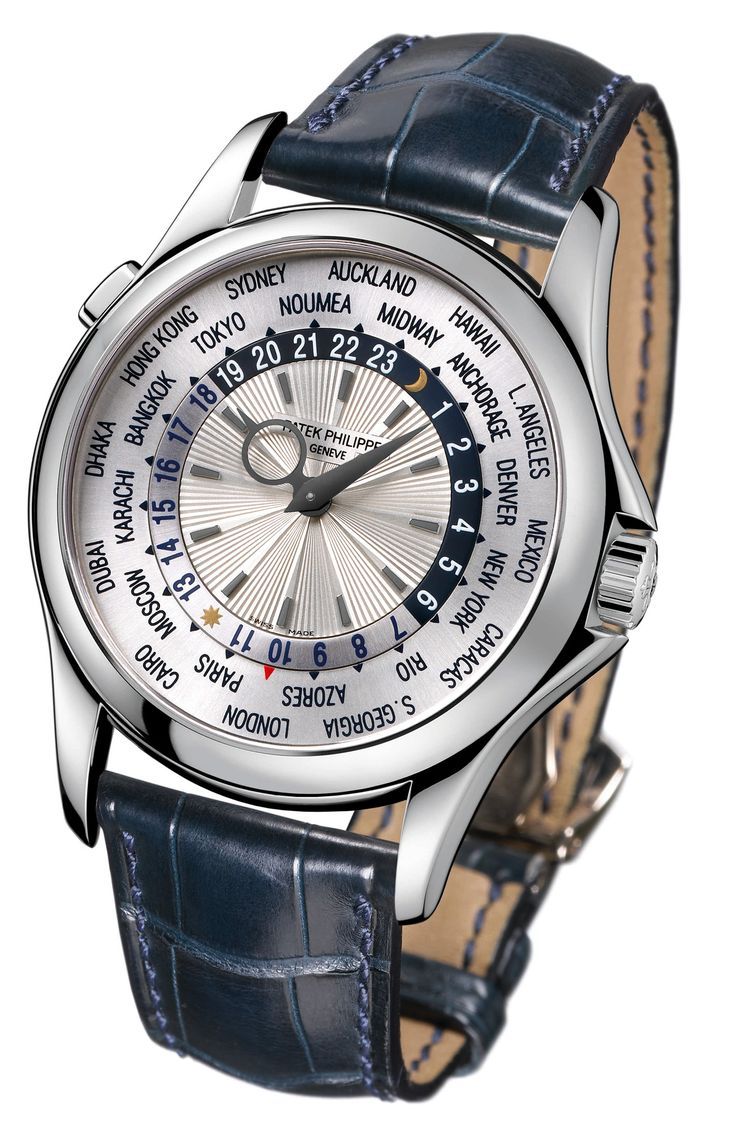 Patek Philippe 5130 World Time- one of my all time favorites.