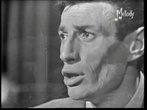 Jean Ferrat - « Aimer à perdre la raison » + sous-titres - YouTube