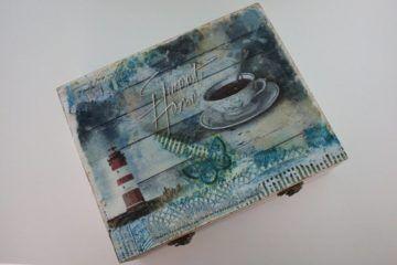 box na čaje