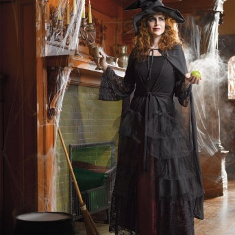 T h e   V i s u a l   V a m p   Couture Halloween Costumes37 best DIY Witch Costumes images on Pinterest   Halloween witches  . Martha Stewart Halloween Costumes Grandin Road. Home Design Ideas