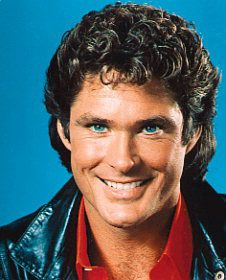 David Hasselhoff as Snapper Foster, Jill's brother - Google Search
