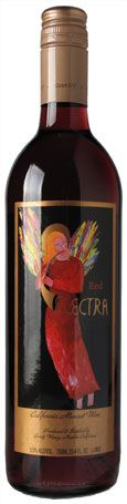 Red Electra red wine.  The best wine you will ever taste!