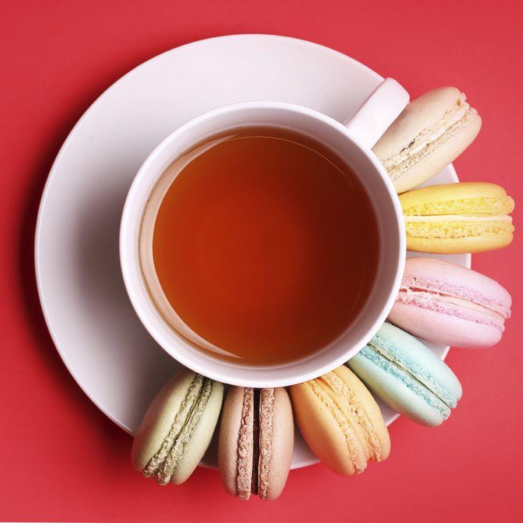 Una merienda a puro color para juntar fuerzas ¡y estimular todos tus sentidos!
