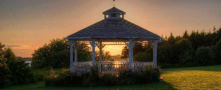 Inn at St. Peters, St. Peters Bay, Prince Edward Island, Canada - This gorgeous gem features suites that are either waterfront or have water views. It has award winning gardens and excellent food.