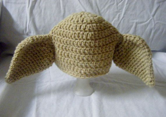 Crocheted Dobby Hat Harry Potter Clothing And