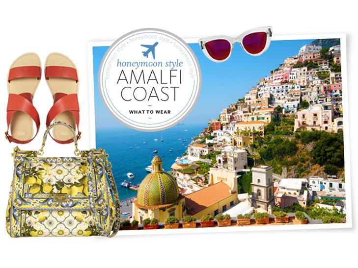 Honeymooning on the Amalfi Coast? Here's What to Pack! | TheKnot.com