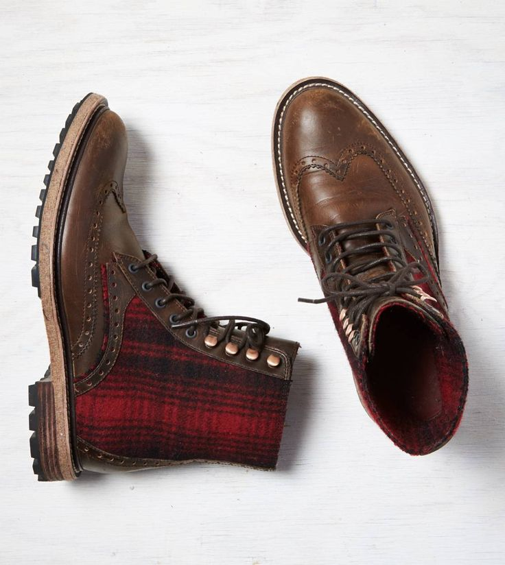 Woolrich Millwright Boot