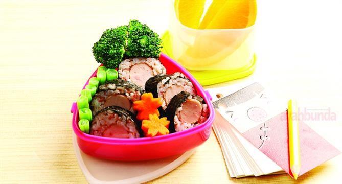 Sushi Sosis Ayahbunda.co.id
