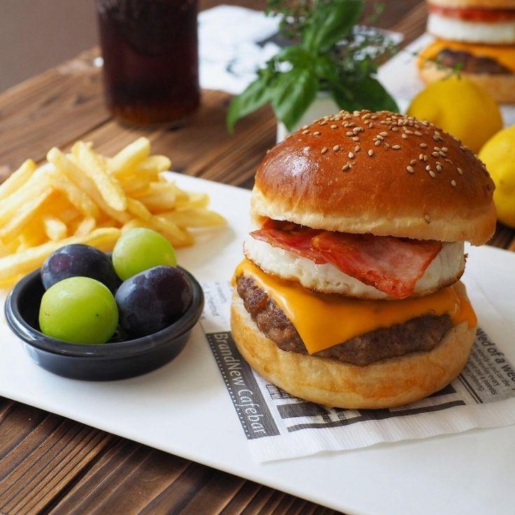 あのお店の味が自宅で!ハンバーガー再現レシピを作ってみよう! | レシピサイト「Nadia | ナディア」プロの料理を無料で検索