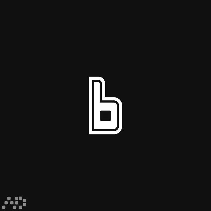 Minimal Lettermarks Logo B