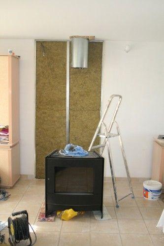 Installation poele http://maison-et-domotique.com/2439-installation-du-poele-a-bois/#prettyPhoto