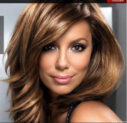 Couleur de cheveux marron glac hair idee pinterest coiffures balayage and search - Couleur caramel cheveux ...