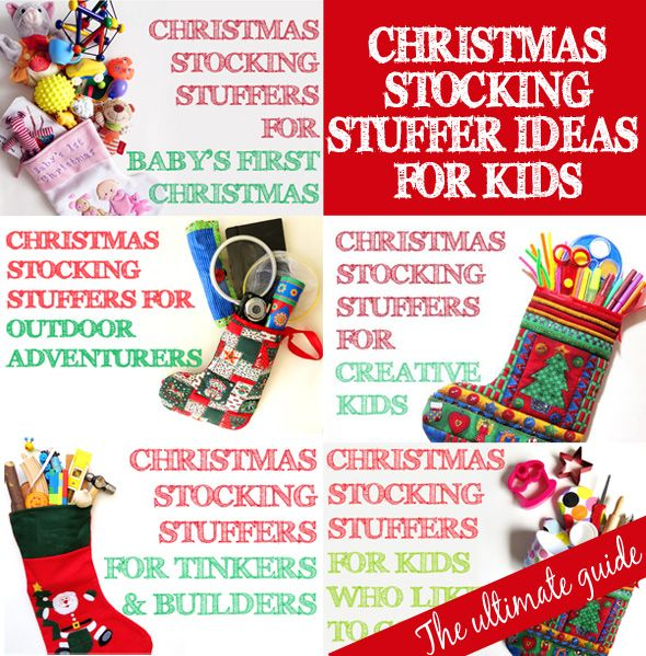 Christmas Stocking Stuffer Ideas for Kids | Holidays | Christmas, Christmas  stocking stuffers, Christmas Stockings - Christmas Stocking Stuffer Ideas For Kids Holidays Christmas