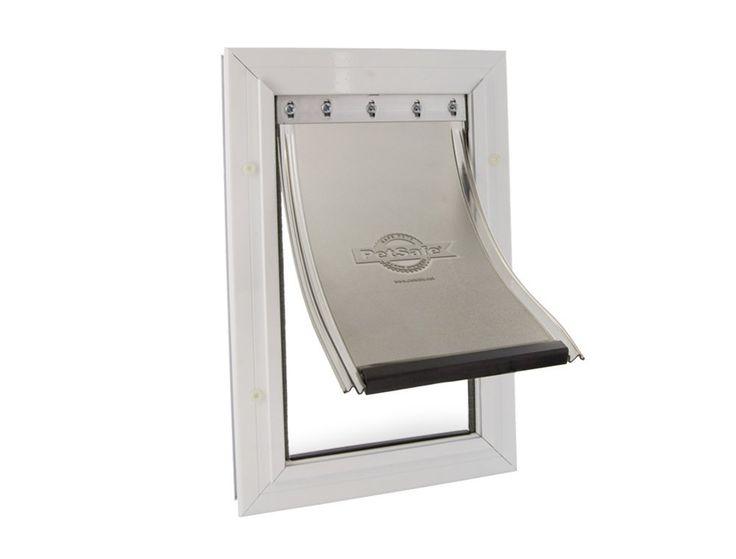 PetSafe Staywell Aluminium Pet Door, Small: Amazon.co.uk: Pet Supplies