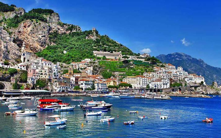アマルフィ海岸 - イタリア